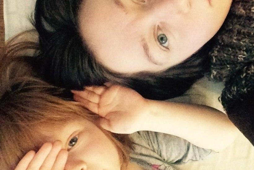 PALJU ÕNNE! Katrin Maimik sünnitas teise tütre