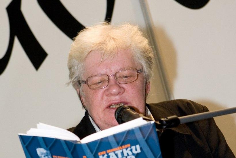 Suri kirjanik Ene Mihkelson