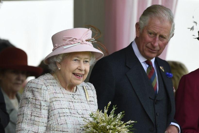 Prints Charles õõnestab Elizabeth II jalgealust?
