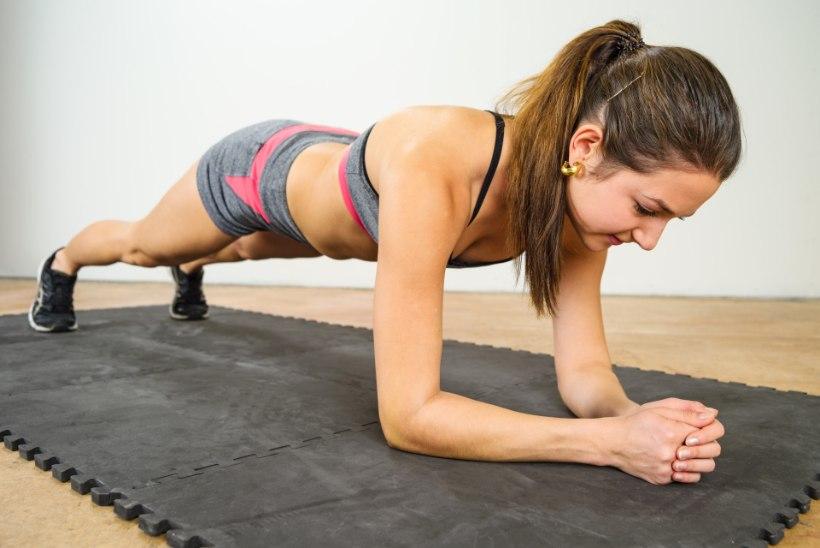 Soovid tugevamaid kerelihaseid? Lõpeta kõhulihaste harjutused!