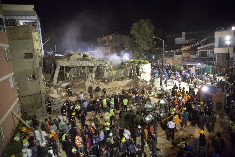 KOHUTAV TRAGÖÖDIA: kokku varisenud koolimaja rusudes hukkus vähemalt 32 last