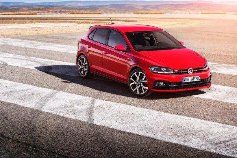 Frankfurdi autonäituse paremad palad: peaaegu virtuaalne neljaukseline VW Polo GTI