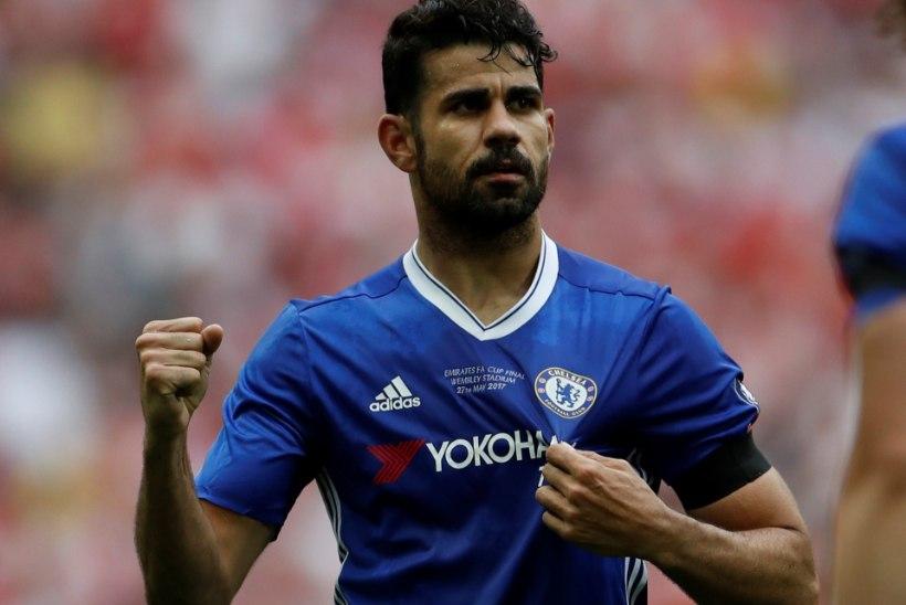 MINEK! Chelsea laseb lõpuks Diego Costal tagasi koju siirduda
