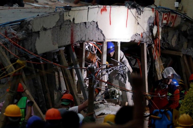Mehhiko maavärina sümboliks on saanud 12aastane tüdruk