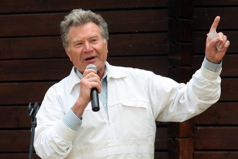 SÜNNIPÄEVAGALERII   Palju õnne, Voldemar Kuslap!
