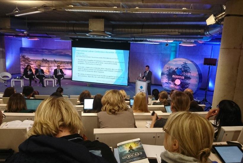 OTSE | Eesistumise rändekonverents. Kuidas välistööjõudu Euroopasse meelitada?