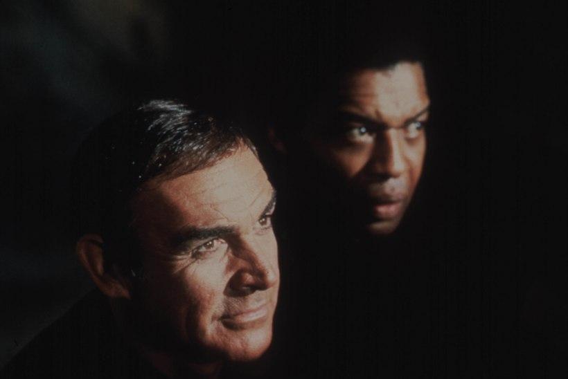 Suri Bondi-näitleja Bernie Casey