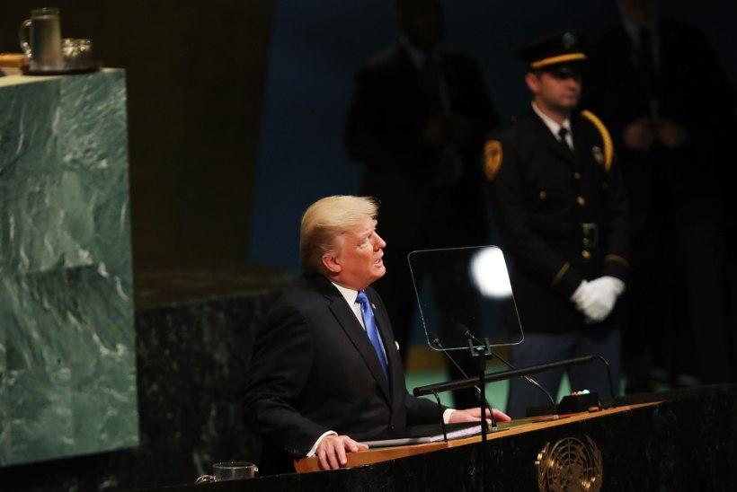 Pyongyang võib vastuseks Trumpi sõjaähvardusele katsetada võimsat vesinikupommi