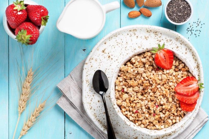 17 igapäevast toitu, mis aitavad ülekilodele säru teha