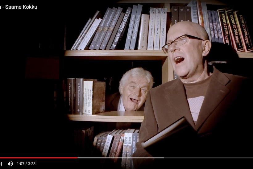 VIDEO | Ivo Linna uues muusikavideos lööb kaasa staaride raskekahurvägi