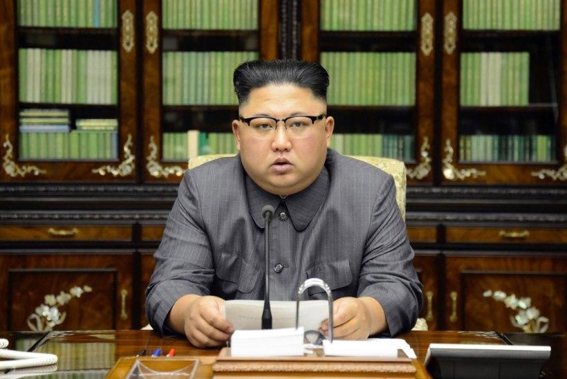 Kim Jong-un: Trump on nõdrameelne vanamees