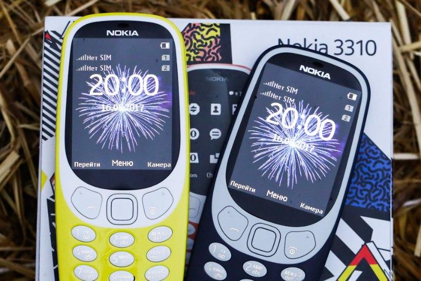 MOBLAOSTUBUUM: eestlased panid 10 miljonit eurot telefonide peale hakkama