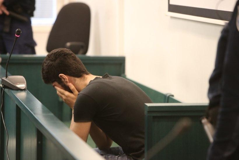 VIDEO ja FOTOD | Kohus mõistis oma naise põlema pannud pagulase 10 aastaks vangi