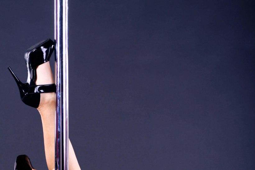 TANTS ÜMBER POSTI: mis toimub Eesti stripiklubides, kus tüdrukutel riided seljas ei püsi?