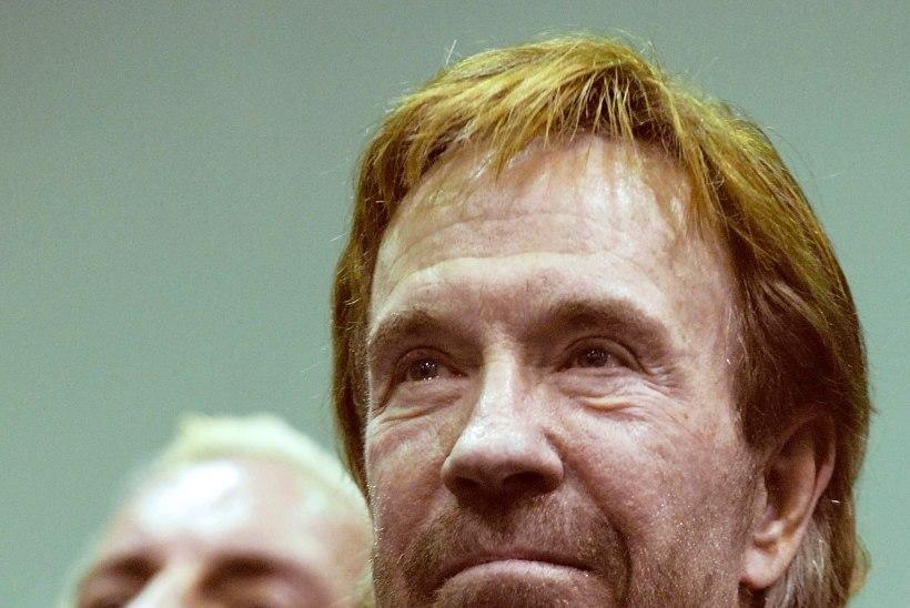 MÄLUMÄNG | Kui hästi tunned legendaarset löömameest Chuck Norrist?