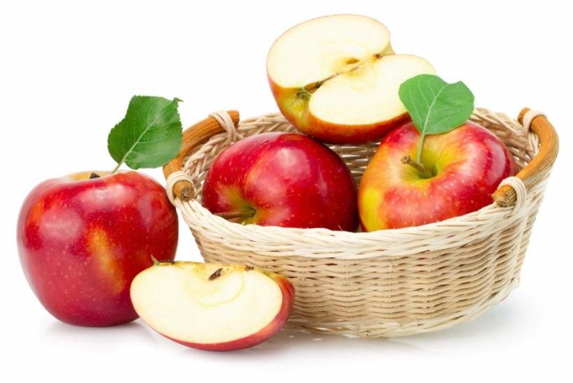 Õunad: sügisel põhiline koogi- ja moosimaterjal