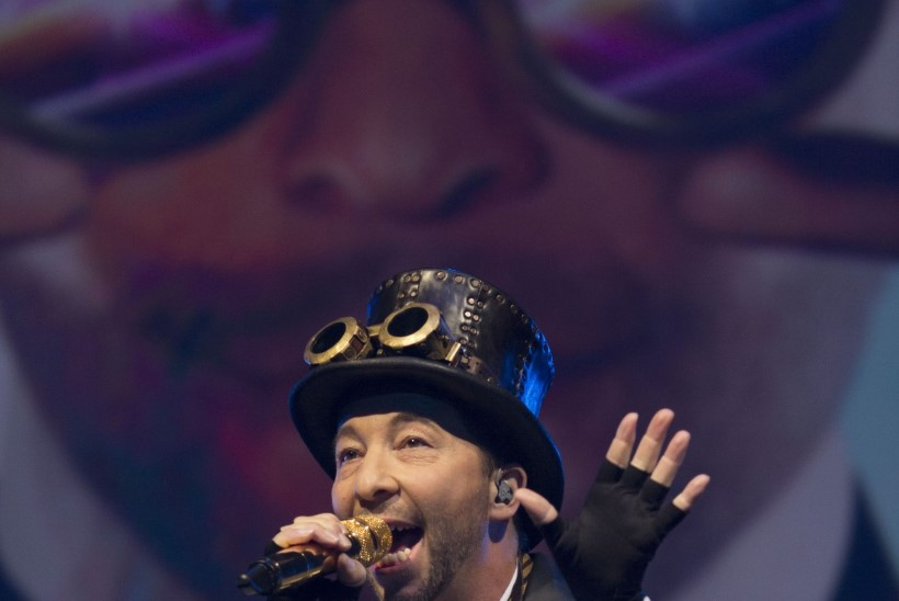 DJ Bobo: kui saaksin, võtaksin praegu teise esinejanime!