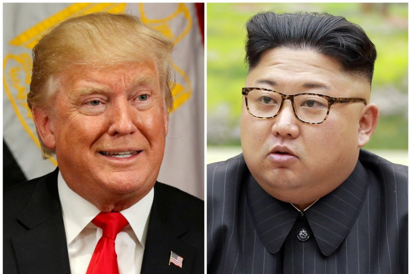 TRUMP VS. KIM: kumb pillub paremaid solvanguid?