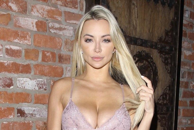 Playboy sekspomm kurdab: hiigelrinnad põhjustavad piinavat seljavalu