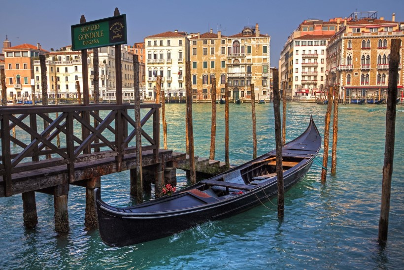 Dubaisse ehitatakse Veneetsia koopia