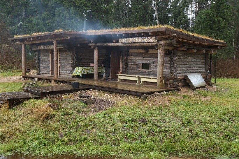 New York Times: Eesti pered puhkavad suitsusaunas puhastudes
