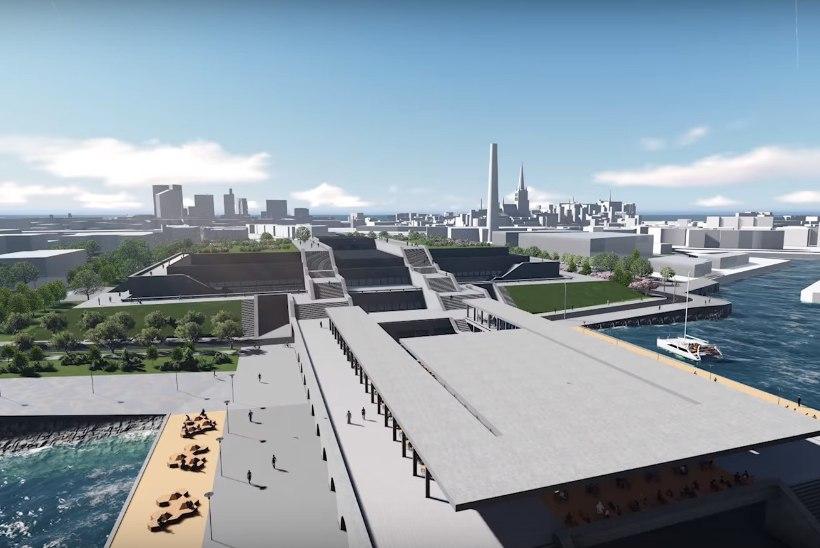 VIDEO | Vaata, milline hakkab linnahall tulevikus välja nägema!