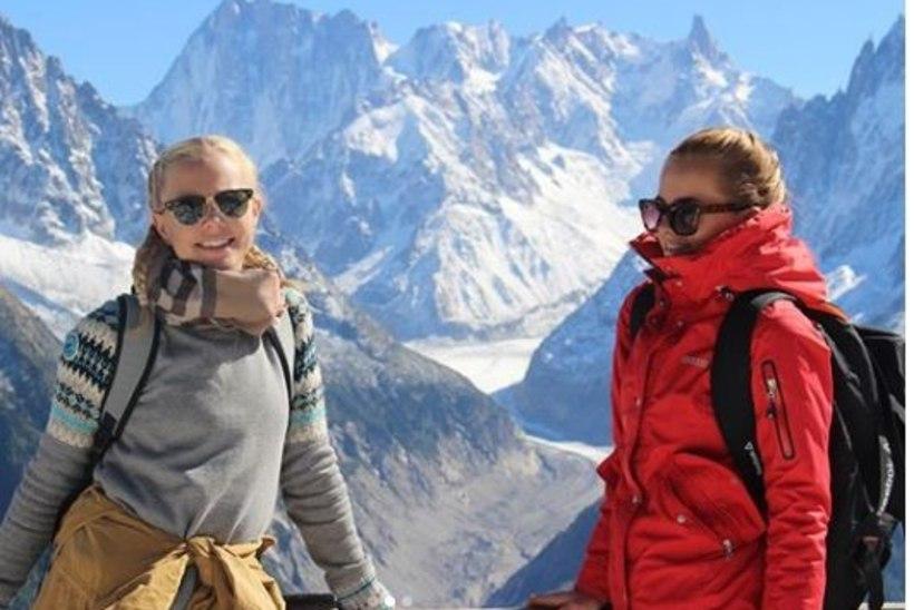 JULGE ETTEVÕTMINE! Gertu Pabbo seikleb Prantsusmaal mägedes!
