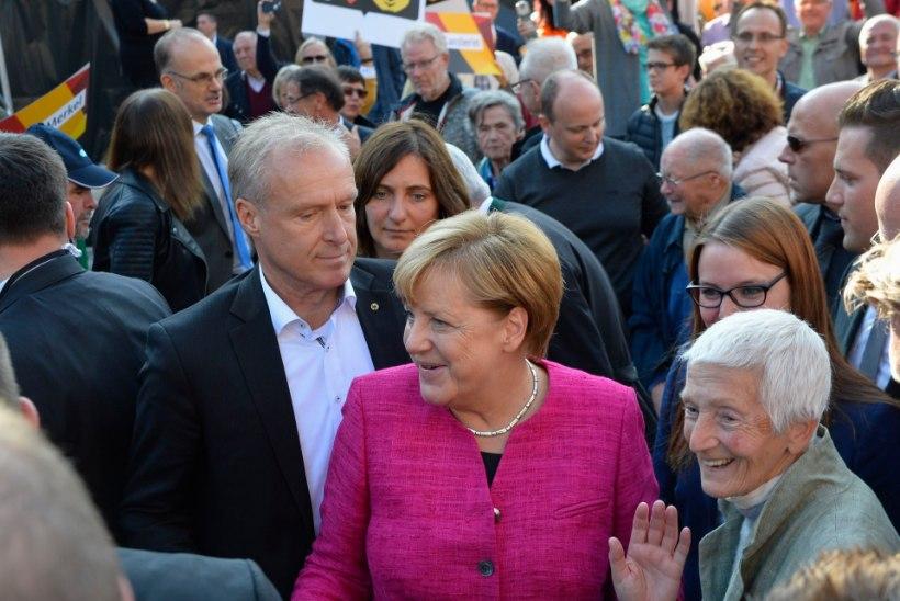 Saksamaa valimistel käib põhivõitlus kolmanda koha pärast