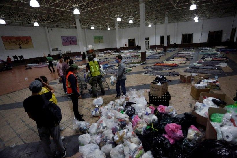 Mehhiko maavärinaohvrite arv on tõusnud juba 273-ni