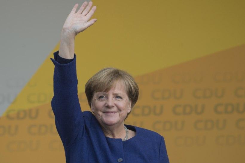 Liidukantsler Angela Merkel peab end asendamatuks