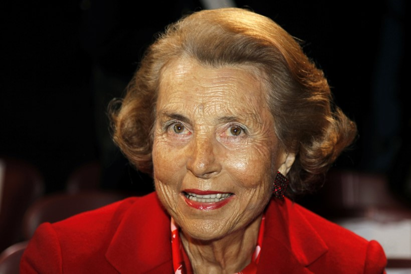 Suri maailma rikkaim naine Liliane Bettencourt