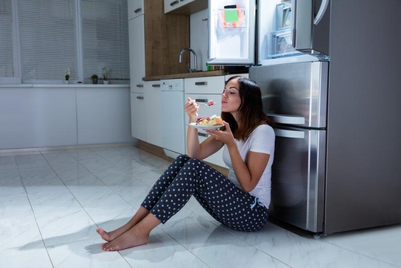 Viis snäkki, mida võid süümepiinadeta ka hilisõhtul nautida