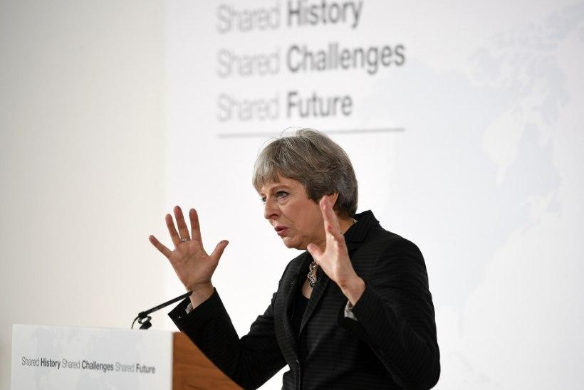 Theresa May soovib Farage'i pettumuseks Euroopa Liidult lisaaega