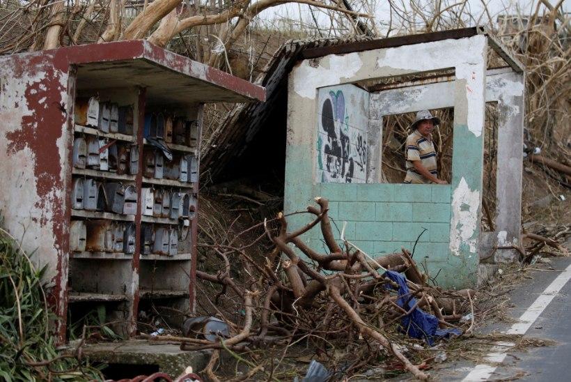 FOTOD   Puerto Ricos evakueertiti ohtlikuks muutunud tammi eest 70 000 inimest