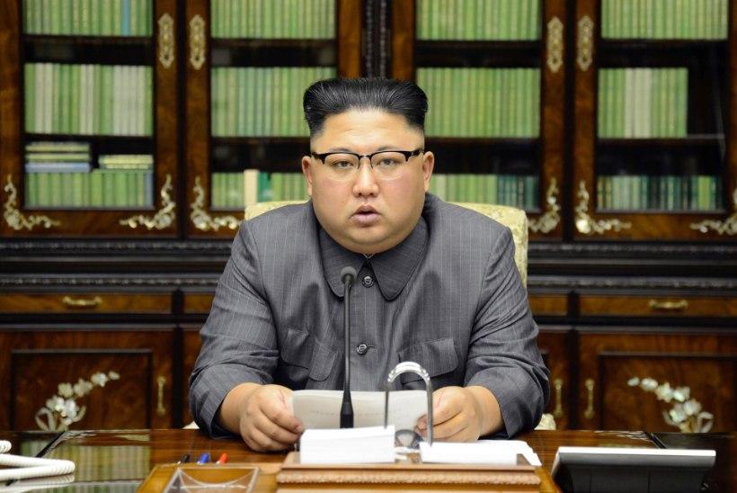 Trumpi ja Põhja-Korea vaheline sõnasõda võtab aina hoogu