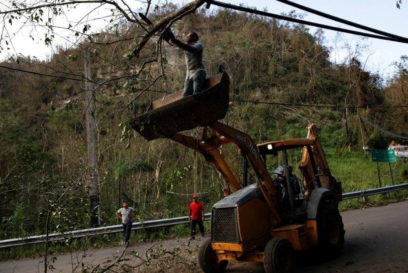 KARMID KAADRID | Orkaan Maria Puerto Ricole armu ei andnud