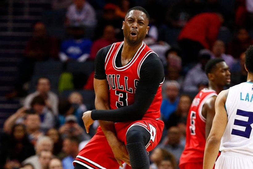 Vananev NBA staar ostis ennast Chicago Bullsist vabaks, kunagine superduo võib taas kokku saada