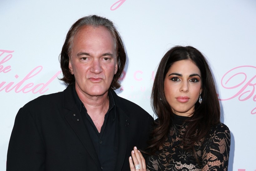 Quentin Tarantinost saab viimaks naisemees