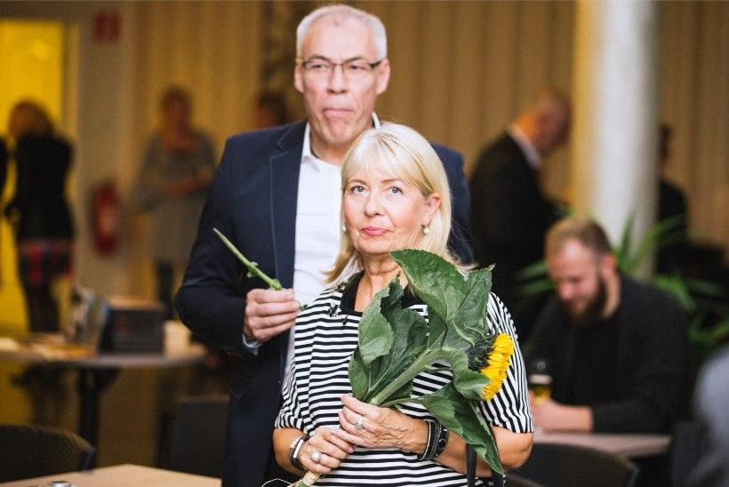 GALERII JA VIDEO | Voldemar Kuslap: käin juba nädal aega ringi, nagu oleksin võitnud Nobeli preemia