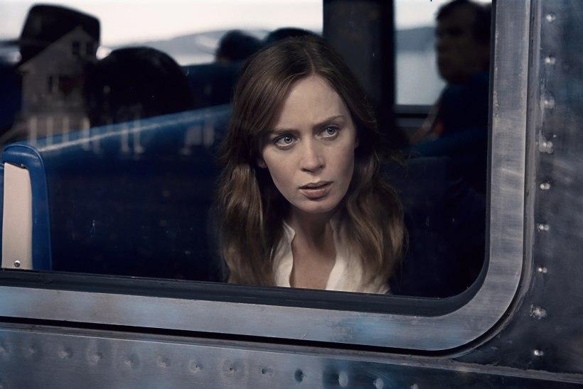 """Menuki """"Tüdruk rongis"""" autor Paula Hawkins: """"Kardan väga-väga paljusid asju."""""""