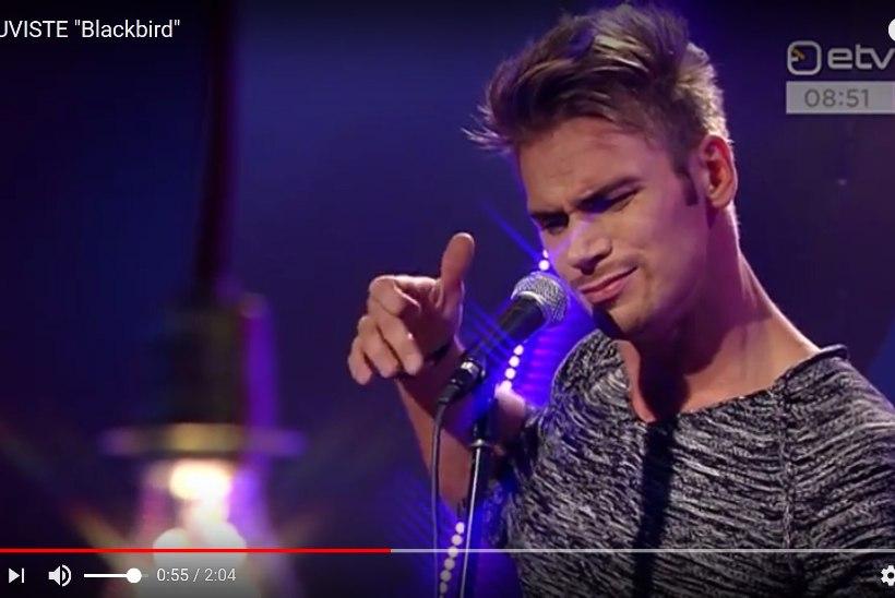 VIDEO | Sellist Uku Suvistet pole sa veel kuulnud! Mees häälitseb nagu seksijumal