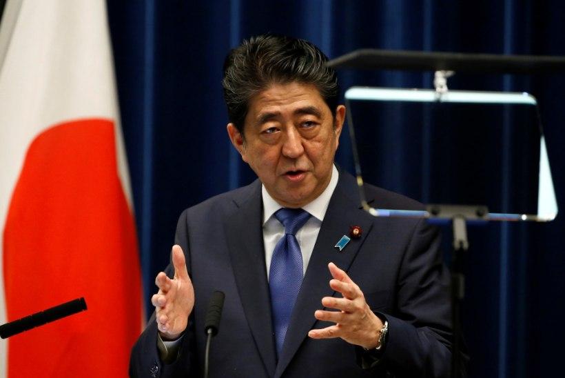 Jaapani peaminister kuulutas välja ennetähtaegsed valimised