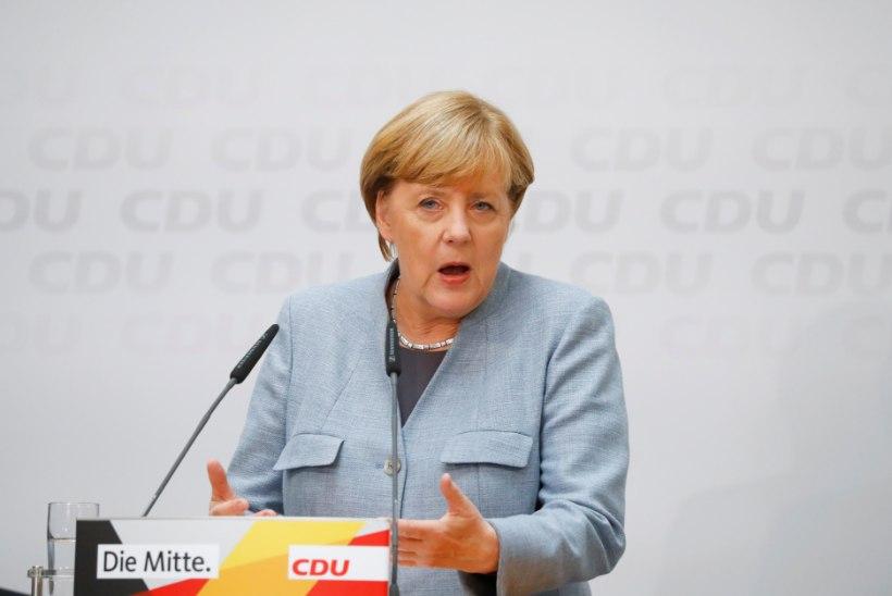 MERKEL RASKUSTES! Kui Saksamaa saab jõuluks uue valitsuse, siis on hästi