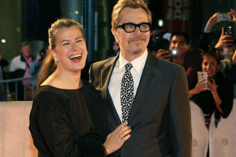 Briti filmikuulsus Gary Oldman abiellus viiendat korda