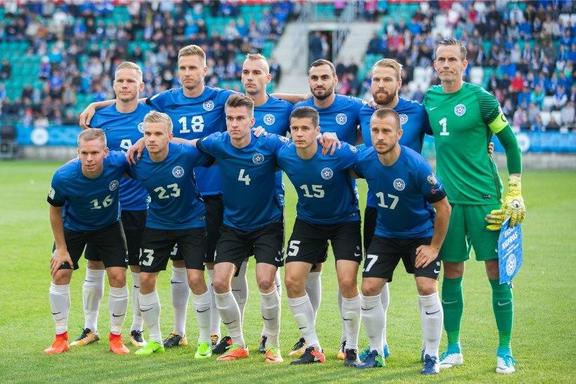 Eesti jalgpallikoondise kalendrisse lisandus veel üks mäng, seekord tuleb külmetada