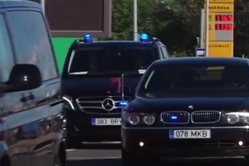 TV3 VIDEO   Euroopa Liidu eesistumise perioodi finaal muudab Tallinna liikluskorralduse keeruliseks
