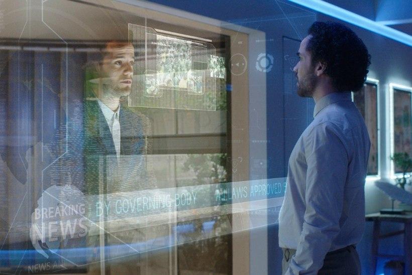 Teleekraanile jõuab dokumentaalsari inimkonna kaugest tulevikust