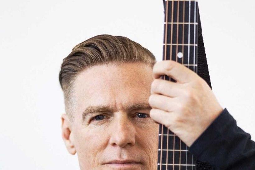 Armastatud rokkmuusik Bryan Adams annab maikuus kontserdi Tallinnas