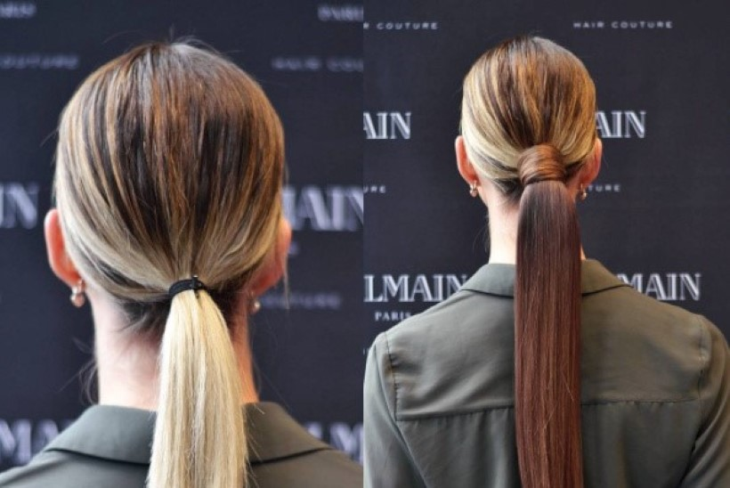 GALERII | Balmain Hair Couture jõudis luksuse nautlejate rõõmuks Eestisse