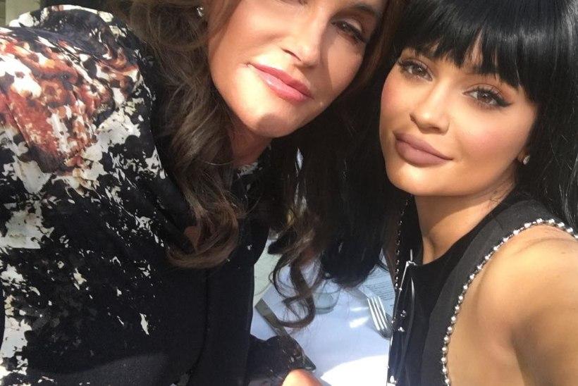Caitlyn Jenner kinnitas tütre rasedust
